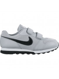 807317 003 Nike MD Runner 2 PSV (wolf grey/black white)