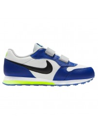 807317 021 Nike MD Runner 2 PSV (photon dust/black/hyper blue)