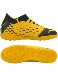 106074 03 Puma Future 5.3 Netfit TT Junior (yellow/black)