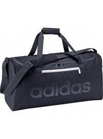 ED0229 Adidas Linear Core Duffel Bag M (blue)