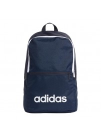 ED0289 Adidas Linear Classic Daily Backpack (blue)