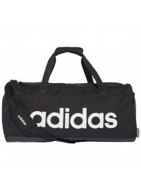 FL3651 Adidas Linear Duffel Bag M (black)