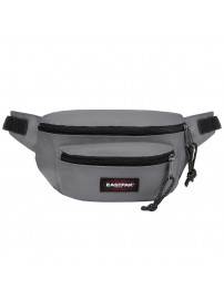 K073 86P Eastpak Doggy Bag (woven grey)
