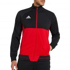 BQ2596 Adidas Tiro17 Training Jacket (red/black)