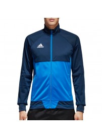 BQ2597 Adidas Tiro17 Training Jacket (blue)
