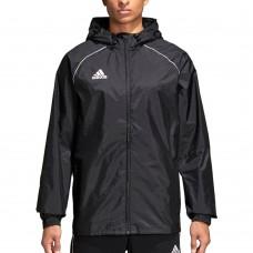 CE9048 Adidas Core 18 Rain Jacket (black)