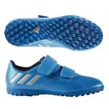 BB4027 Adidas Messi 16.4 TF J H&L (shoblu/msilve/cblack)