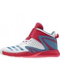 B72866 Adidas BB Fun 2k (ftwwht/crablu/rayred)