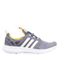 AQ1490 Adidas Cloudfoam Sprint (grey/ftwwht/sogold)