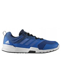 BA8946 Adidas Essential Star 3 M (blue/silver metallic/mystery blue)