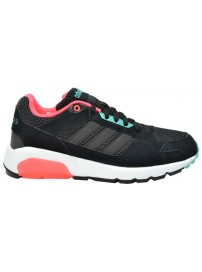 F97921 Adidas RUN9TIS (cblack/black/vivmint)
