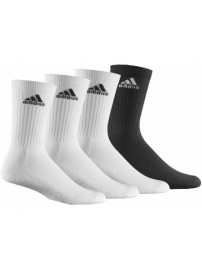 Z11395 Adidas Adicrew HC 3 PP Χρώματα Άσπρο/Μαύρο