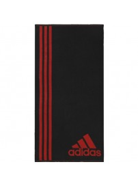AB8010 Adidas Beach Towel L (black/hired)