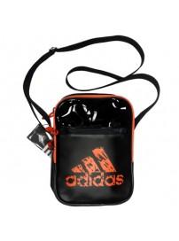 ADIACCO2 Adidas Sport Bag (black/solar orange)
