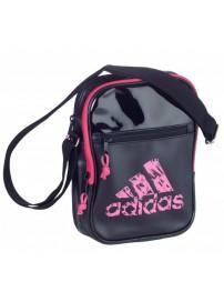 ADIACCO2 Adidas Sport Bag (black/shock pink)