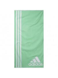 AJ8696 Adidas Towel L (grnglo/white verbr/blane)