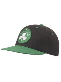 F77540 Adidas NBA Fitted Celt (black/kelsld/blacou)