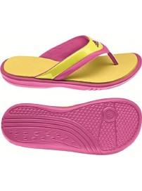 G46162 Adidas Novellito K (prime yellow/intense pink)
