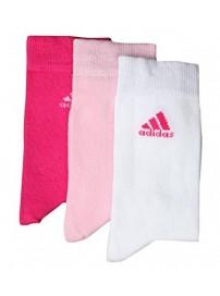 V35839 Adidas H LK Crew Παιδικές κάλτσες 3 ζευγάρια