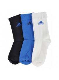V35840 Adidas H LK Crew Παιδικές κάλτσες 3 ζευγάρια