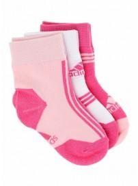 V35841 Adidas TL Kids Παιδικές κάλτσες 3 ζευγάρια