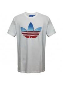 BS3620 Adidas Mega Balst Tee (white)