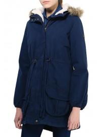 M32623 Adidas Sherpa Parka Conavy Jackets