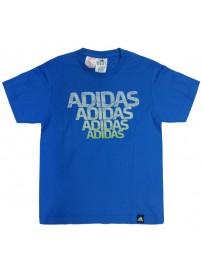 Z41057 Adidas Primeblue Tee Shirt