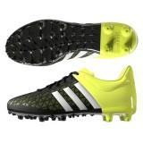 B32842 Adidas Ace 15.3 FG/AG J (cblack/ftwwht/syello/noiess/ftwbla/sausol)