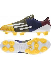 M21770 Adidas F5 FG Messi (sogold/ftwwht/eargrn)