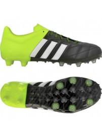 B32800 Adidas Ace 15.2 FG/AG Leather (cblack/ftwwht/syello)