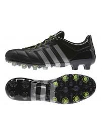 B32819 Adidas Ace 15.1 FG/AG Leather (cblack/silvmt/syello)