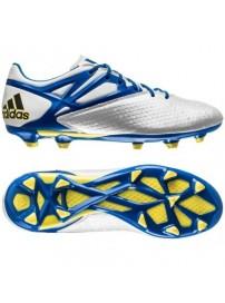 B34361 Adidas Messi 15.2 FG/AG (ftwht/priblu/cblack)