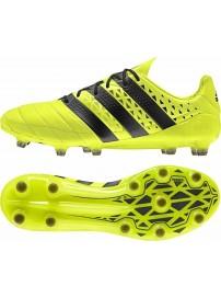 S79684 Adidas Ace 16.1 FG Leather (syello/cblack/silvmt)