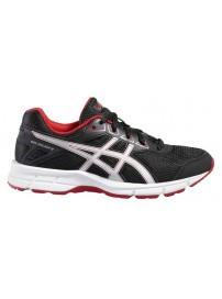 C626N 9093 Asics Gel Galaxy 9GS (black/silver/true red)