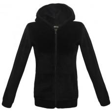 71812 BDA Body Action Sports Hooded Sweatshirt Χρώμα Μαύρο