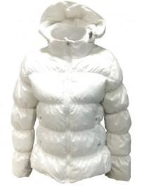 104231 1270 Champion Γυναικείο Μπουφάν Χρώμα Άσπρο