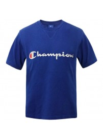 205950 3458 Champion Classic Crew Neck T-shirt (blue royal)