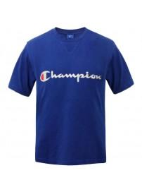 205950 3458 Champion Classic Crew Neck T-shirt (blue royal)