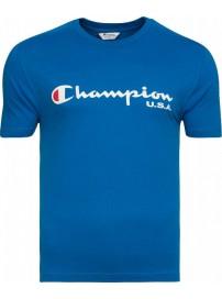 206192 3499 Champion Classic Crew Neck T-shirt (blue royal)