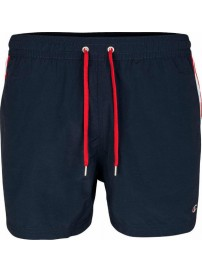 208466 2192 Champion Bermunda Shorts Men (navy/white)