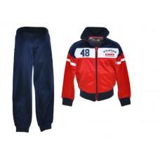 159529 45030 Diadora T Suit PL (red/blue)