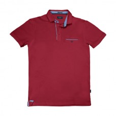 PS-224 Double Polo Jersey (red)