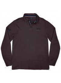 PS-232 Double Polo Jersey (wine)