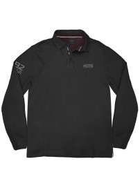 PS-232 Double Polo Jersey (black)