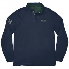PS-232 Double Polo Jersey (navy)