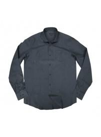 GS-471 Double Ανδρικό πουκάμισο Χρώμα Γκρι