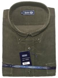 GS-5VA Double Ανδρικό πουκάμισο (μεγάλα μεγέθη) Χρώμα Μπεζ