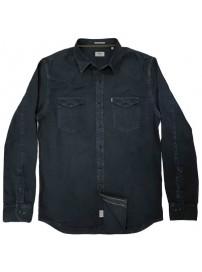RDS-12 Rebase Denim Shirts (denim black)
