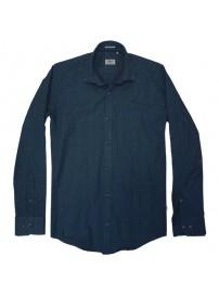 RGS-491VA Rebase All-Over Print Shirts (μεγάλα μεγέθη)(navy comb 4)
